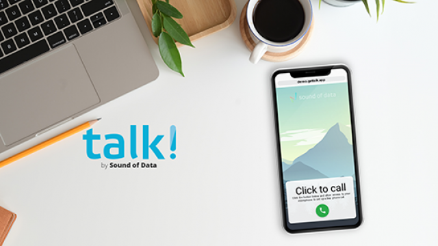 Talk - click-to-call experience
