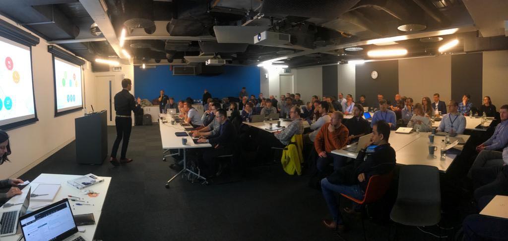 Sound of Data Gerard Nijboer AWS Quicksight presentation 1