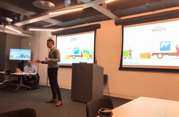 Sound of Data Gerard Nijboer AWS Quicksight presentation 3