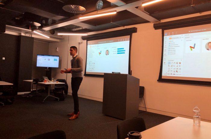 Sound of Data Gerard Nijboer AWS Quicksight presentation 4