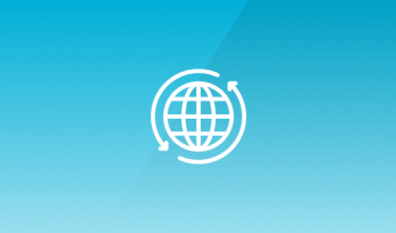 Global service numbers - icon
