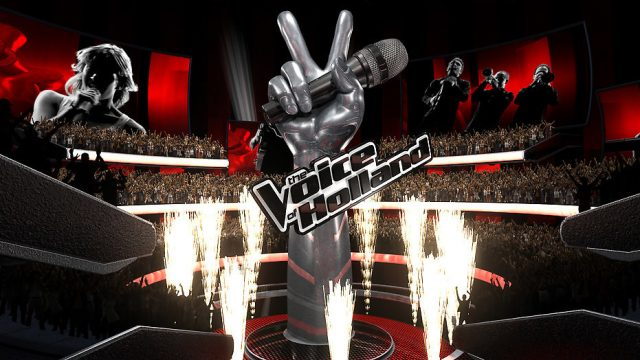 RTL Nederland the voice of Holland verlenging contract