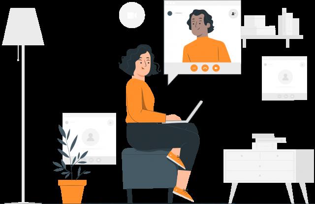 video chat integrations omnichannel