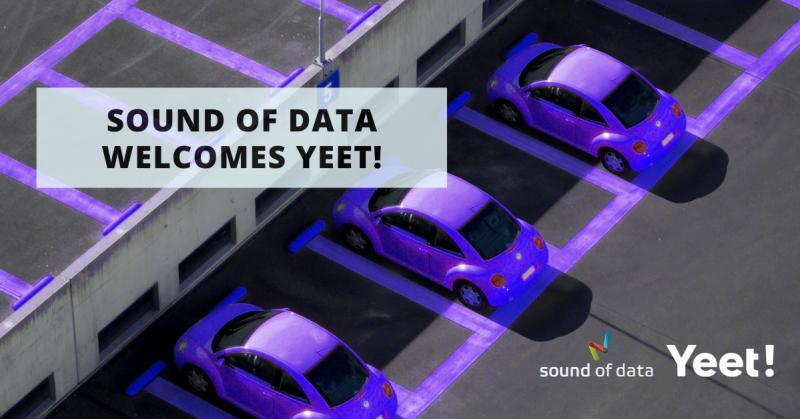 Sound of Data welcomes Yeet