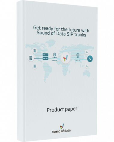 SIP Trunks Product Paper