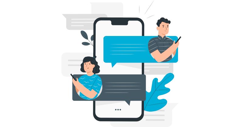 Shorten customer service wait time with text messaging s
