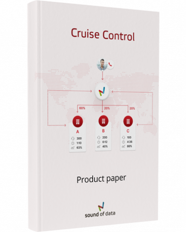 Cruise Control Product Paper