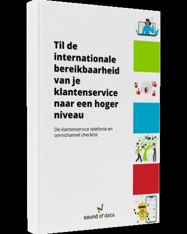 Til de internationale bereikbaarheid van je klantenservice naar een hoger niveau