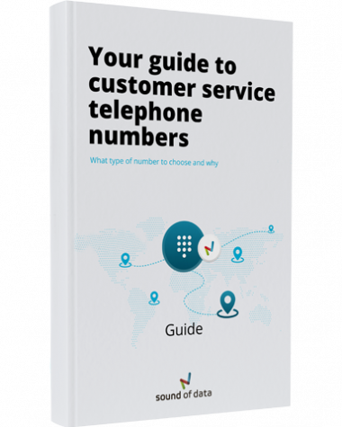 Your guide to customer service telephone numbers